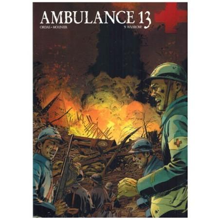 Ambulance 13 09 Waarom?