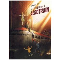 Lichten van de Aerotrain HC