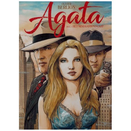 Agata HC 01 Het misdaadsyndicaat