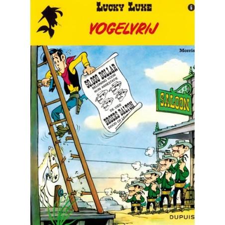 Lucky Luke    06 Vogelvrij