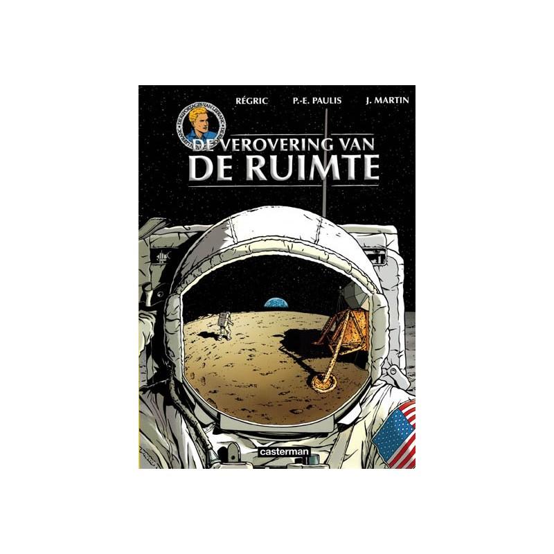Lefranc  Reportages 09 De verovering van de ruimte (naar Jacques Martin)