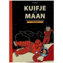Kuifje  HC Kuifje en de maan dubbelalbum Raket naar de maan + Mannen op de maan