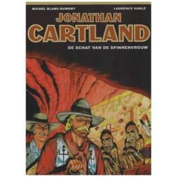 Jonathan Cartland  HC 04 De schat van de spinnenvrouw