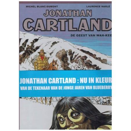 Jonathan Cartland  HC 03 De geest van Wah-Kee
