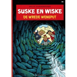 Suske & Wiske  348 De wrede wensput (naar Willy Vandersteen)