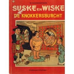 Suske & Wiske 127 De knokkersburcht 1e druk 1972