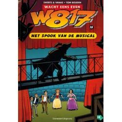 W817 (Wachteenseven) 57 Het spook van de musical 1e druk 2007