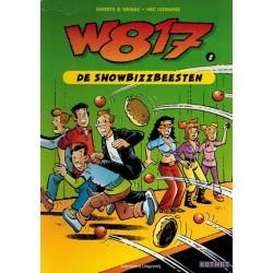 W817 (Wachteenseven) 02 De showbizzbeesten 1e druk 2003
