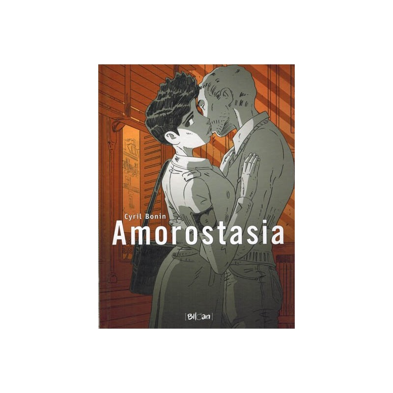 Amorostasia set HC deel 1 t/m 3