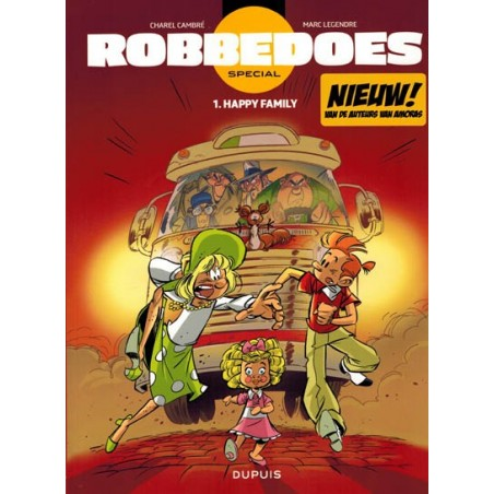 Robbedoes   Special set deel 1 t/m 3 + special