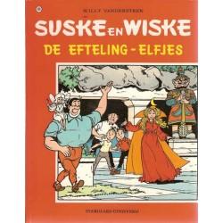 Suske & Wiske 168 De Efteling-elfjes 1e druk 1978