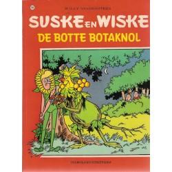Suske & Wiske 185 De botte botaknol 1e druk 1981 (met bibliografie S&W)