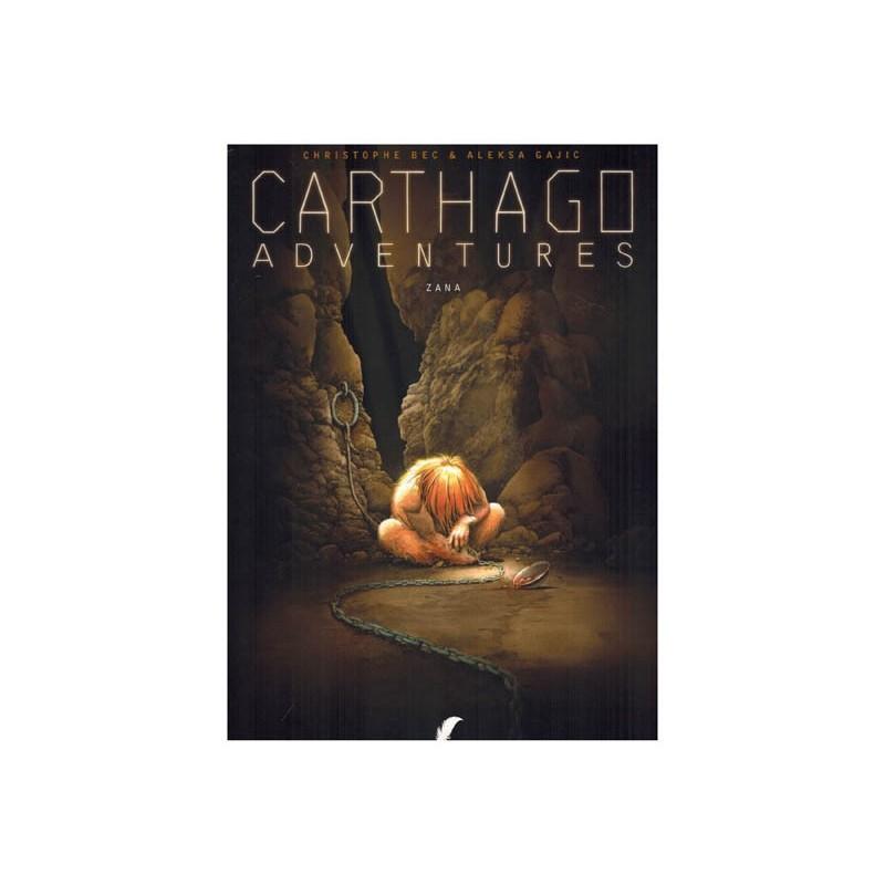 Carthago adventures 05 Zana