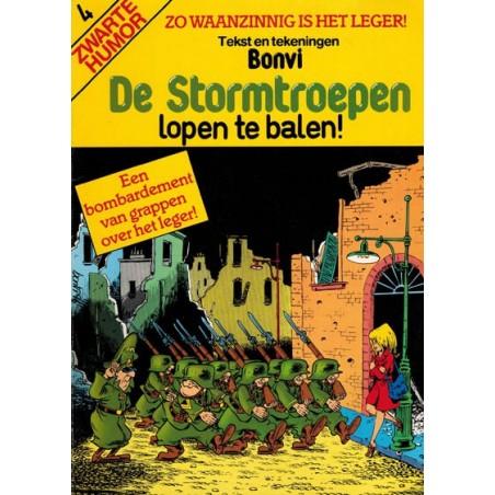 Stormtroepen 04 1e druk 1983