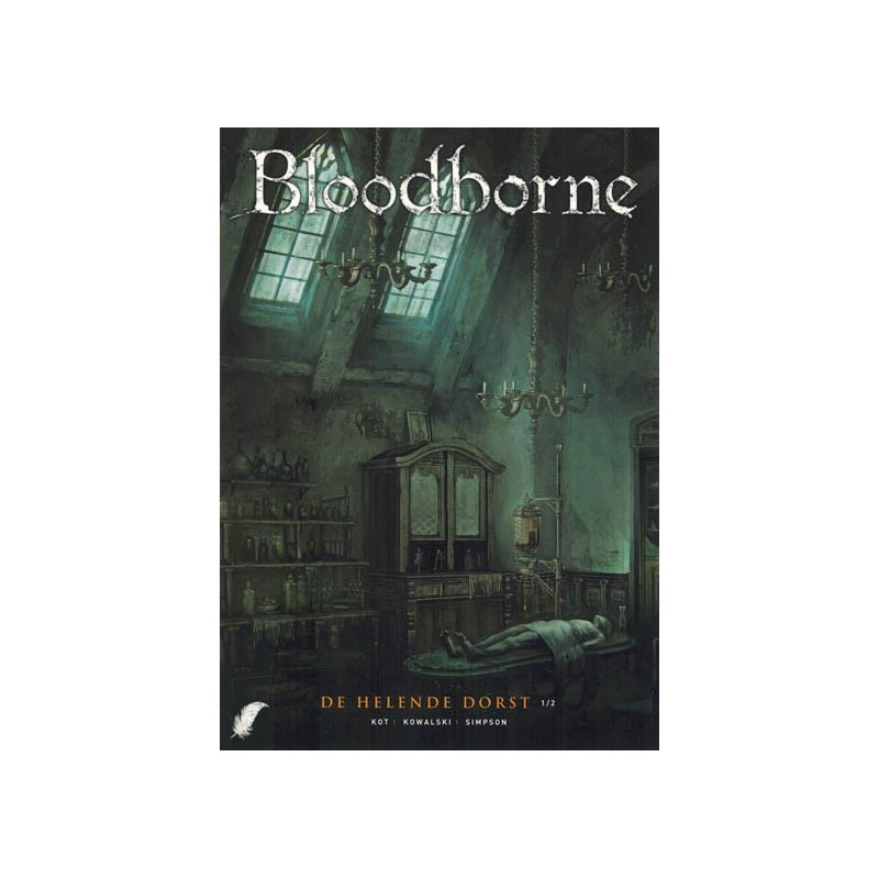Bloodborne 03 De helende dorst deel 1