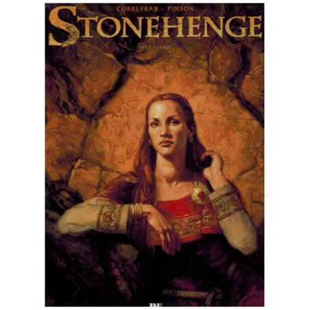 Stonehenge HC 01 Erin