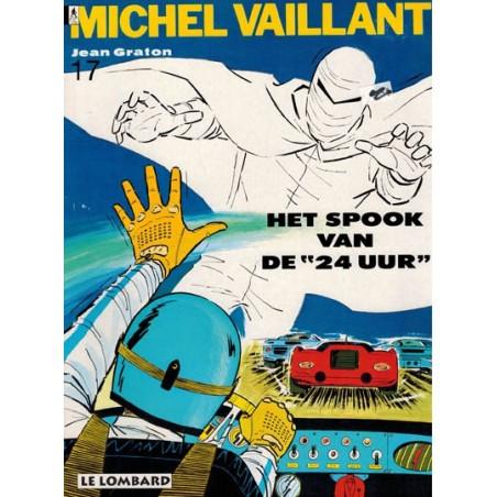 Michel Vaillant 17 Spook van de '24 uur' herdruk Lombard