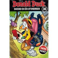 Donald Duck  Dubbel pocket Extra 36 Duizend-en-een uitvindingen