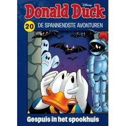 Donald Duck  Spannendste avonturen 20 Gespuis in het spookhuis