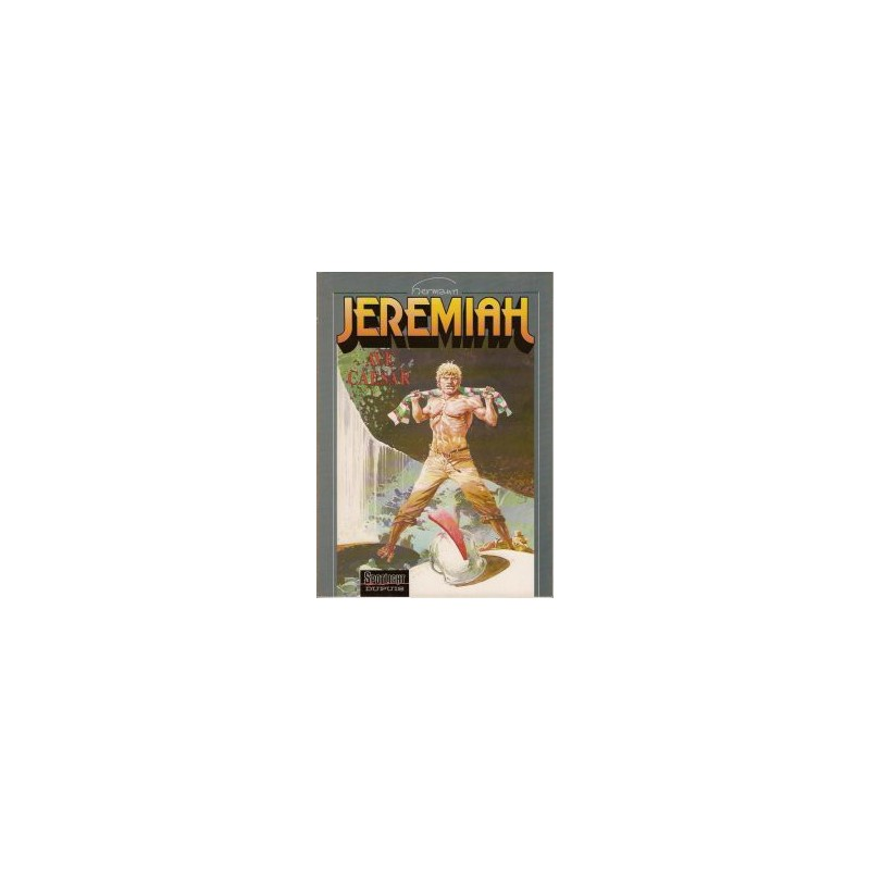 Jeremiah 18 - Ave Caesar 1e druk 1995
