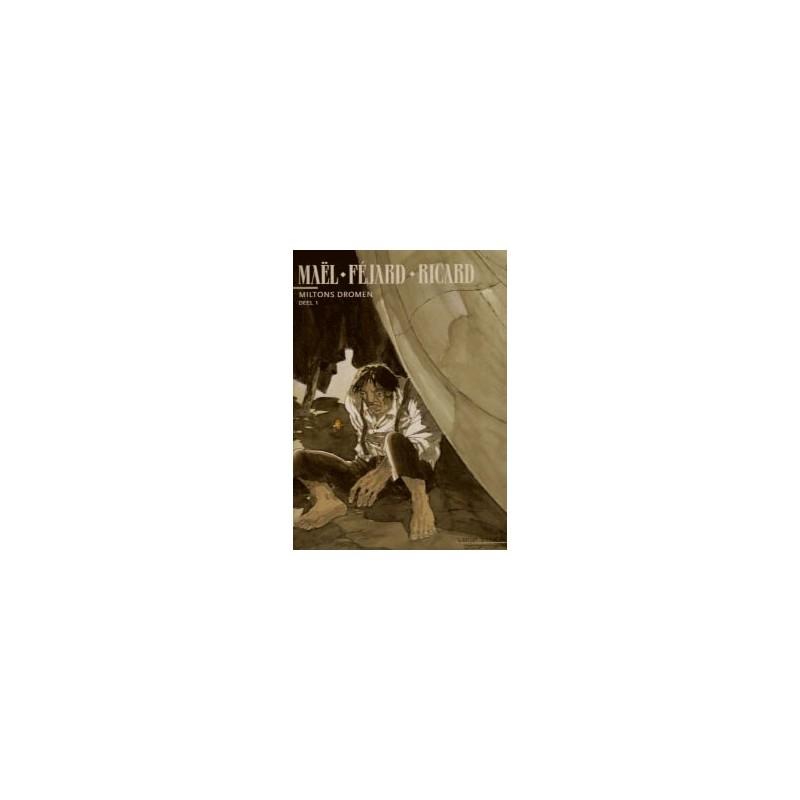 Vrije Vlucht set Mael Milton`s dromen HC deel 1 & 2 1e drukken 2005-2006