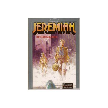 Jeremiah  19 Het grensgebied