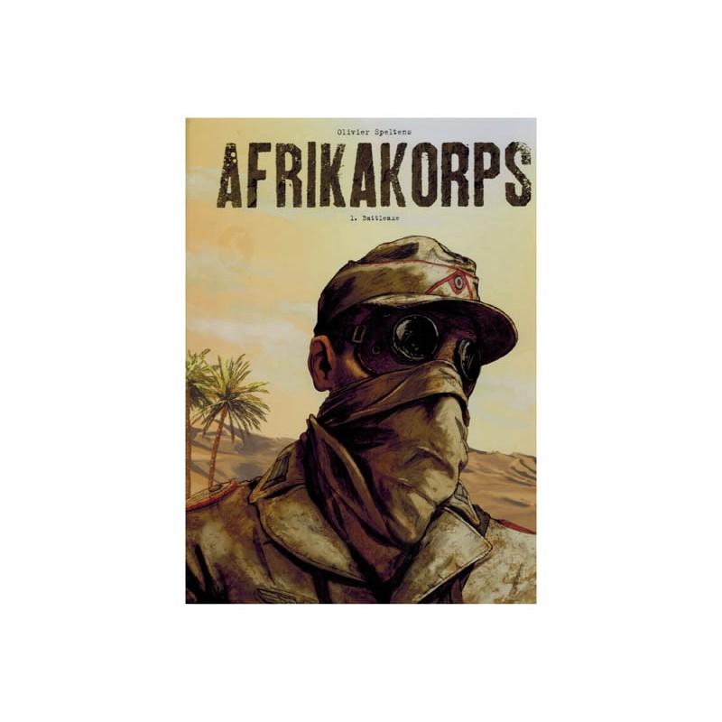 Afrikakorps 01 HC Battleaxe