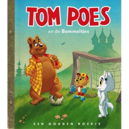 Tom Poes  HC Gouden boekje En de Bommeltjes (naar Marten Toonder)