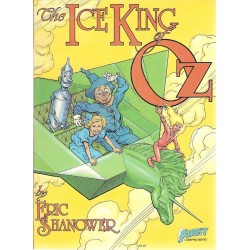 Wizard of Oz 03 Ice King of Oz first printing 1987
