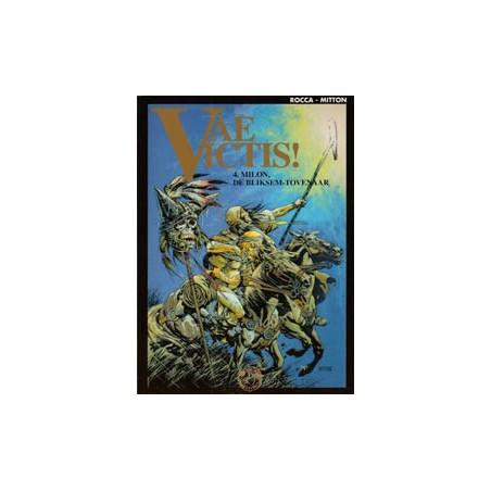 Vae Victis 04 Milon, de Bliksem-tovenaar 1e druk 1996