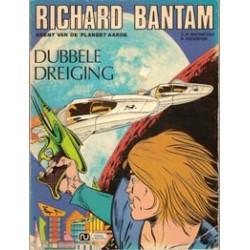 Richard Bantam 02 Dubbele dreiging 1e druk 1976