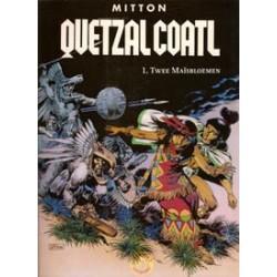 Quetzalcoatl T01 Twee Maisbloemen 1e druk 1997