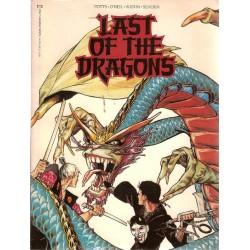 Last of the Dragons 1e druk 1999
