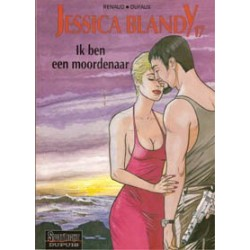 Jessica Blandy 17 Ik ben een moordenaar 1e druk 2000