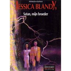 Jessica Blandy 09 Satan, mijn broeder 1e druk 1993