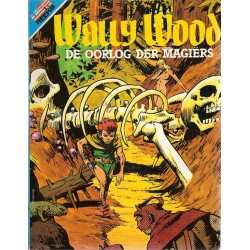 Oorlog der Magiers 1e druk 1981
