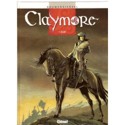 Claymore set deel 1 t/m 3 HC 1e drukken 1999-2002