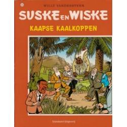 Suske & Wiske  284 Kaapse kaalkoppen