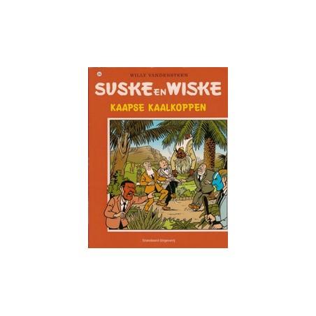 Suske & Wiske 284 Kaapse kaalkoppen 1e druk 2004