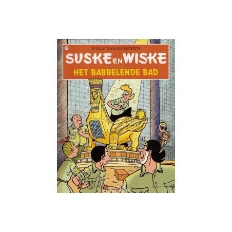 Suske & Wiske 299 Het babbelende bad 1e druk 2008