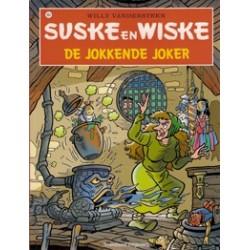 Suske & Wiske 304 De jokkende joker 1e druk 2009