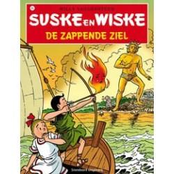 Suske & Wiske  312 De zappende ziel