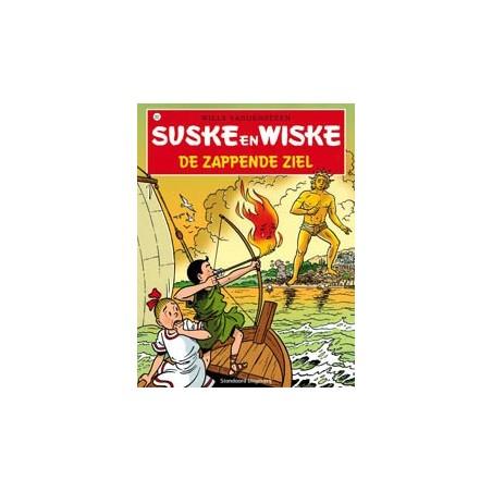 Suske & Wiske 312 De zappende ziel 1e druk 2011