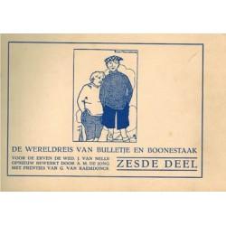 Wereldreis van Bulletje en Boonestaak 06 herdruk 1931