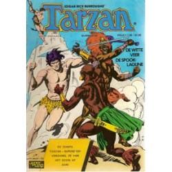 Tarzan veertiendaagse  50 De Witte Veer 1e druk 1981