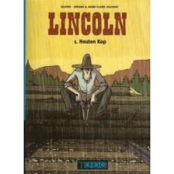 Lincoln T01 Houten kop 1e druk 2003