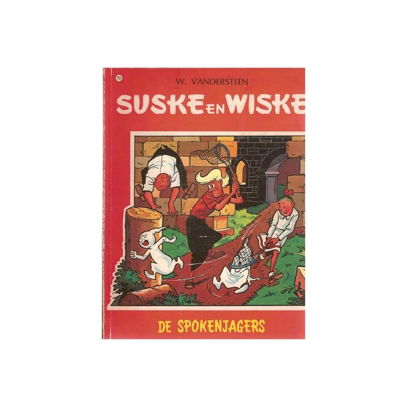 Suske & Wiske 070 De spokenjagers 1e druk 1967