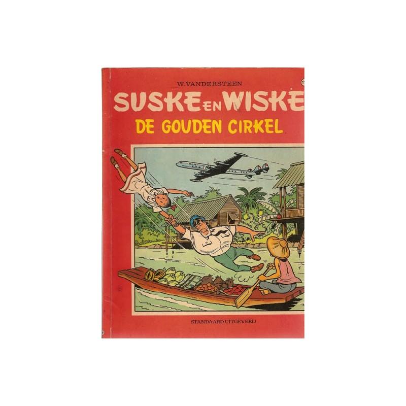 Suske & Wiske 118 De gouden cirkel 1e druk 1971