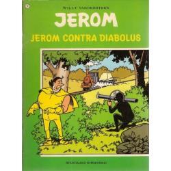 Jerom 091 Jerom contra Diabolus 1e druk 1981