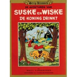 Strip Klassiek 05 Suske & Wiske De koning drinkt 1e druk 1981